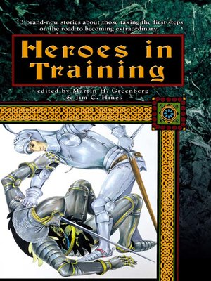 cover image of Heroes in Training